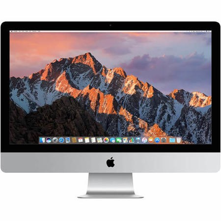 a1/MK482B/A Refurbished Apple iMac 5K Core i5 3.2GHz 8GB 2TB Fusion Drive AMD Radeon R9 M395 27 Inch OS X El Capitan All in One in Aluminium - 2015