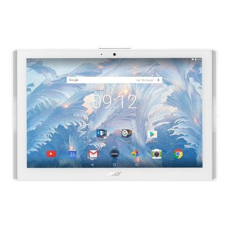 a1/NT.LDNEK.001 Refurbished Acer Iconia One 10.1 Inch MediaTek MT8163 2GB 16GB Tablet in White