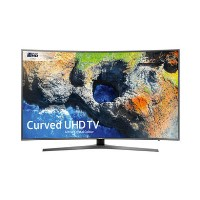 "GRADE A1 - Samsung UE49MU6670 49"" 4K Ultra HD HDR LED Curved Smart TV"