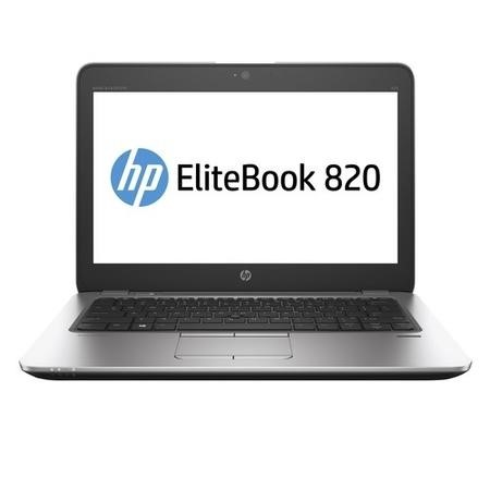 "a1/Z2V75ET Refurbished HP EliteBook 820 G4 12.5"" Intel Core i7-7500U 8GB 256GB SSD Windows 10 Professional Laptop"