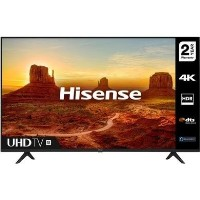 "Refurbished Hisense 75"" 4K Ultra HD with HDR LED Freeview Play Smart TV"