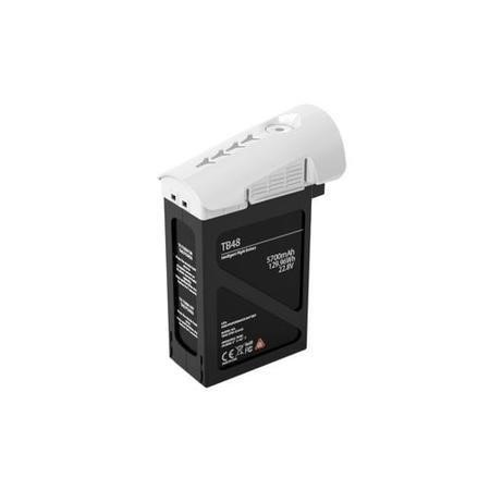 dji-inspire-1-tb48-spare-battery-5700mah DJI Inspire 1 TB48 5700mAh Rechargeable Intelligent Flight Battery