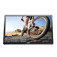 "AOC 17"" E1759FWU HD Ready Monitor"