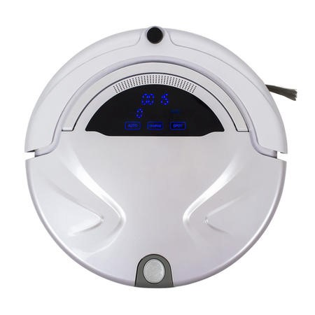 electriQ Intelligent Robotic Vacuum Cleaner with UV sterilization & Self Charging Dock- eiq-c11e