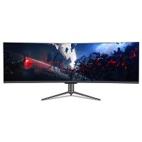 "electriQ 49"" QLED UWHD SuperWide  120Hz Monitor"