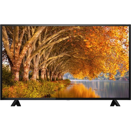 "GRADE A2 - electriQ 50"" 4K Ultra HD HDR Android Smart LED TV with Freeview HD"