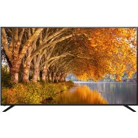"GRADE A2 - electriQ 75"" 4K Ultra HD HDR LED Android Smart TV with Freeview HD"