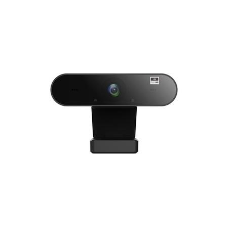 2K Webcam with Built-in Dual Microphone