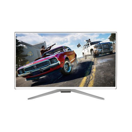 "GRADE A1 - electriQ 32"" Full HD IPS FreeSync 144Hz Gaming Monitor"