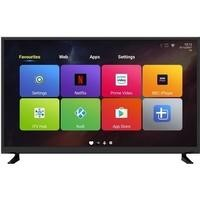 "electriQ 40"" 1080p Full HD LED Smart TV with built-in Google Android"