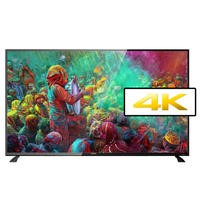 electriQ 65 Inch 4K Ultra HD LED TV with Freeview HD