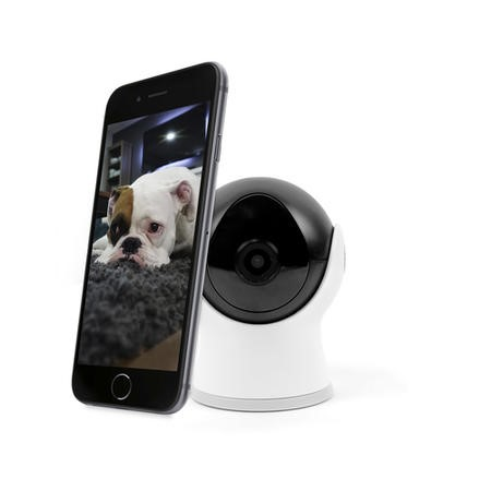 iQ-miniCAM electriQ HD 720p Wifi Zoom Mini Camera with 2-way audio & dedicated App