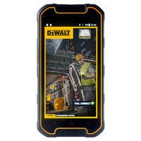 "The DeWalt Phone MD501 Black 5"" 16GB 4G Unlocked & Simfree"
