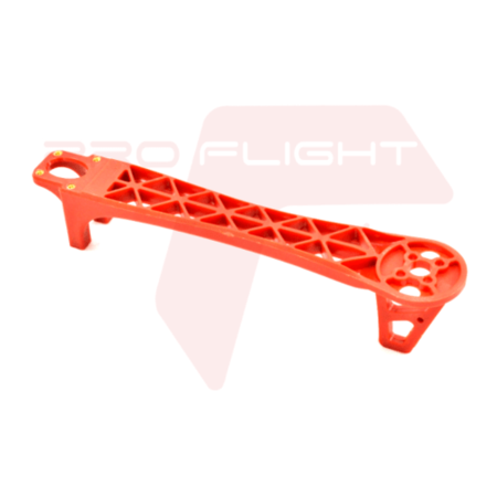 DJI Flame Wheel F450 Spare Frame Arm In Red By ProFlight