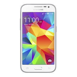 "Samsung Galaxy Core Prime White 4.5"" 8GB 4G Unlocked & Sim Free"