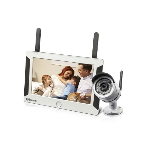 A1 - Swann HD Home Security Kit