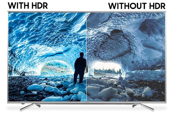 Hisense 65 inch Smart 4K Ultra HD LED TV