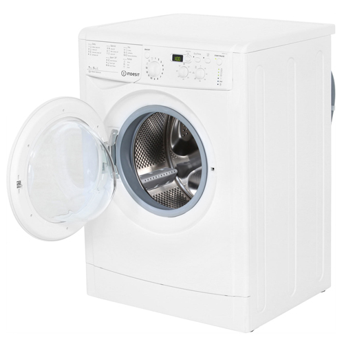 Indesit EcoTime washer dryer white