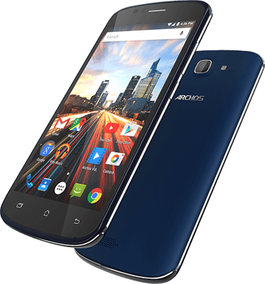 Archos Helium 50E Android smartphone
