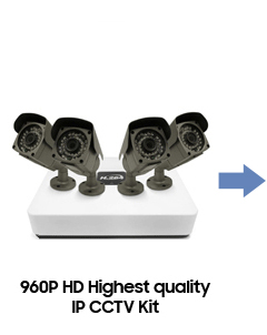 Highest Quality CCTV Kit