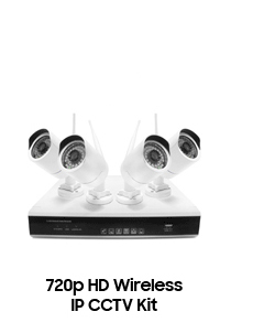 Wireless HD CCTV Kit