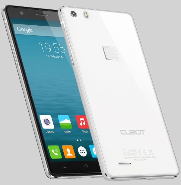 Cubot S500 Mediatek 1.3GHz quad core processor, 2GB RAM