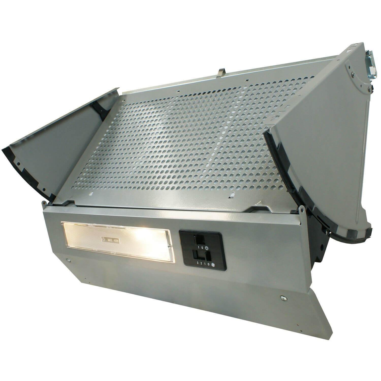 60cm Integrated Cooker Hood Built In Kitchen Extractor Fan