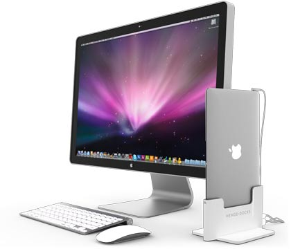 Henge MacBook Air Dock - lifestyle