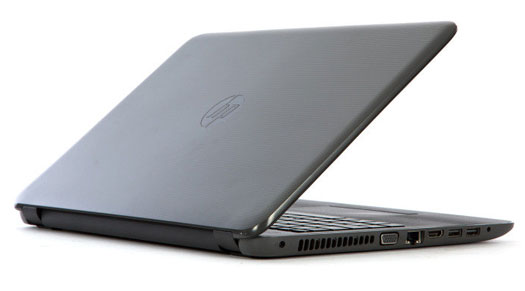 HP 250 G5 Business laptop with grey detail and professional design