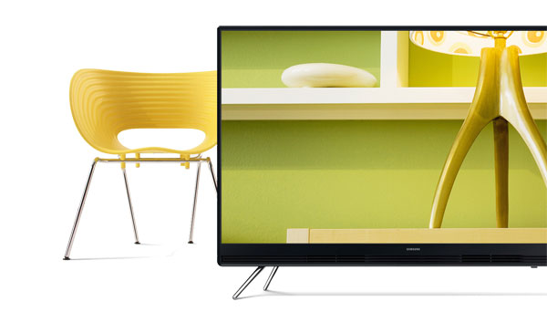 Samsung 5 Series 55 inch Full HD TV, Freeview HD