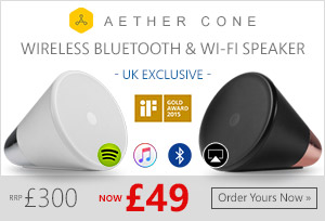 Huge Savings On These Aether Cones Speaker