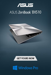 Asus bx510ux notebook
