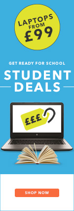 Student Deals - Laptops From £99