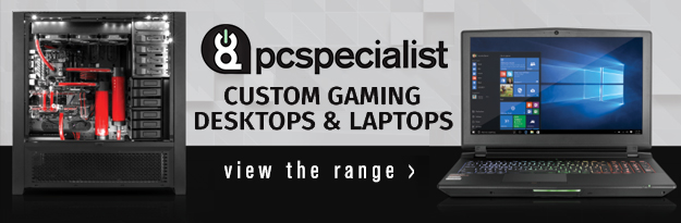 PC Specialist VR-Ready PCs