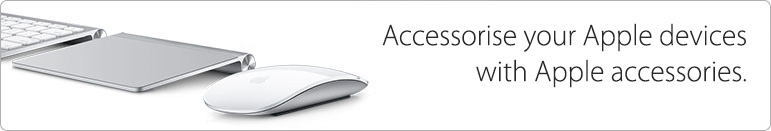 Accessories your Apple devices with Apple accessories - prices starting from £24.97