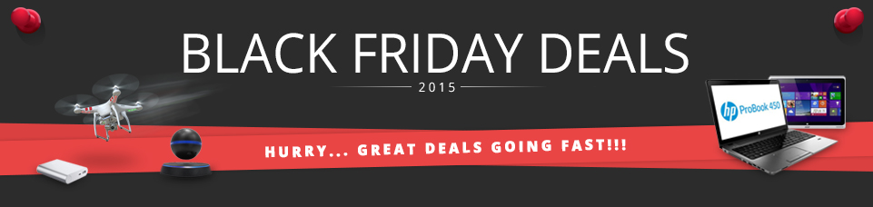 Black Friday Deals from Laptops Direct