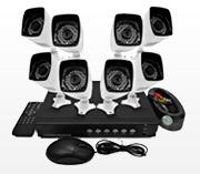8 Camera Kits