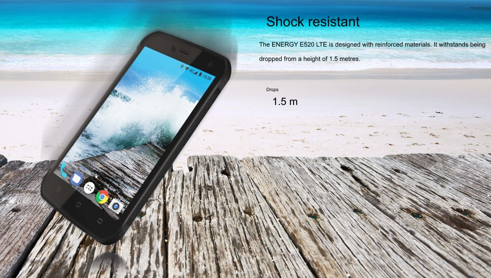 E520 shockproof
