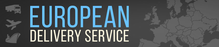 European Delivery Service – Find out more about our service