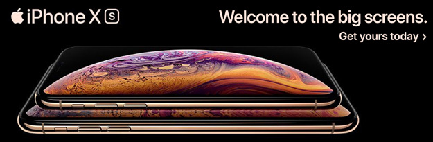 Apple iPhone XS now available!