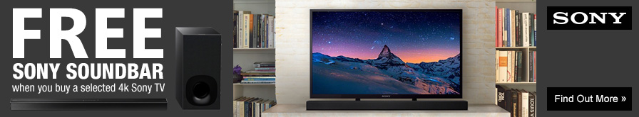 Sony TV free sound bar