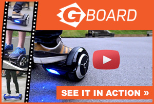 G-Board Smart Self-Balancing Scooter