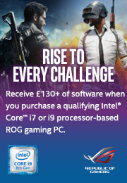 Asus Free Game Promotion PCs