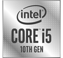Intel Core i5 10th gen