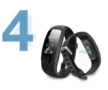 Fitness Trackers gifts for father's day