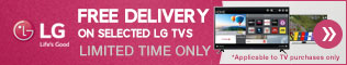 LG Free Delivery