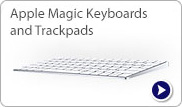Apple Magic Keyboards and Trackpads