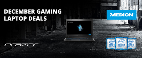 Medion Gaming Laptops