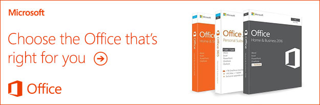 Microsoft Office and Office 365 Comparison