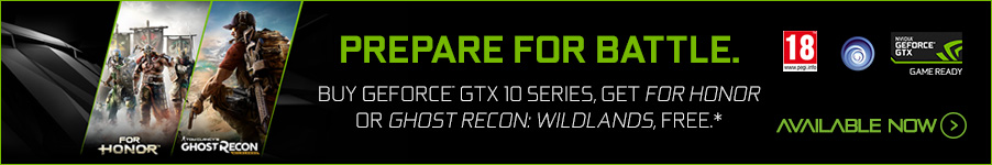 NVidia Graphics Promotion